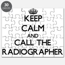 Cute Radiographer Puzzle