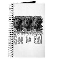 Grunge See No Evil Journal