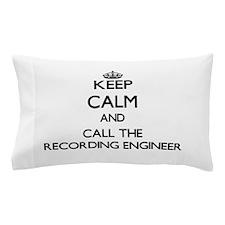 Unique Recording engineer Pillow Case