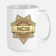 NCIS Badge Mugs