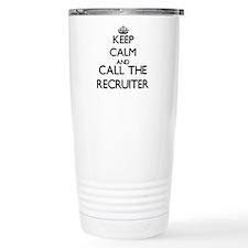 Cute Engineering recruitment Travel Mug
