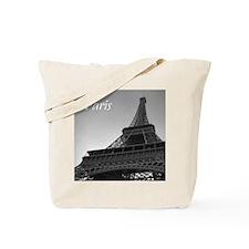 Paris 2-Sided Tote Bag