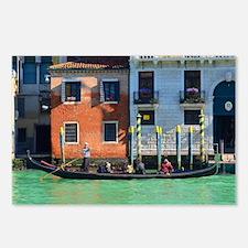 Gondola Postcards (Package of 8)