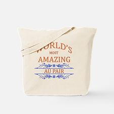 Au Pair Tote Bag