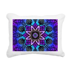 Cute Psychedelic Rectangular Canvas Pillow