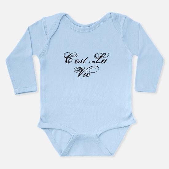 C'est la vie, that is life Body Suit