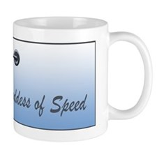 The Goddess of Speed Mug