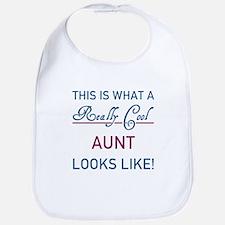 Cute World%27s best auntie Bib