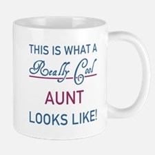 Really Cool Aunt Mugs