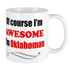 Oklahoma Is Awesome Mugs