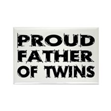 PROUD FATHER Rectangle Magnet