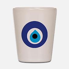 Turkish Eye (Evil Eye) Shot Glass