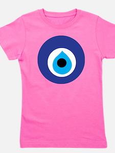 Turkish Eye (Evil Eye) Girl's Tee