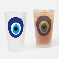 Turkish Eye (Evil Eye) Drinking Glass