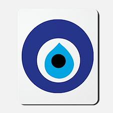 Turkish Eye (Evil Eye) Mousepad