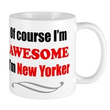 New York Is Awesome Mugs