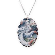 Moon Kitsune Necklace