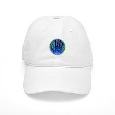 Rock Art of the New Story, white baseball cap
