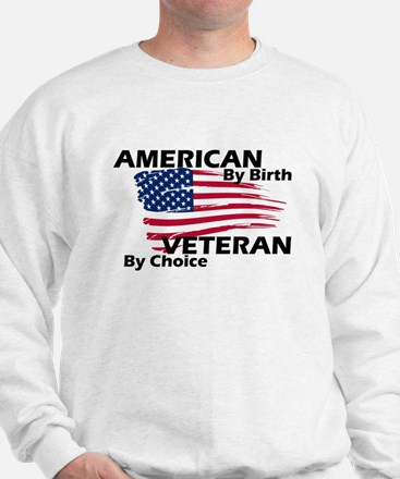 American By Birth Sweater