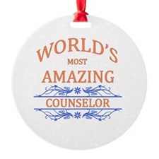 Counselor Ornament