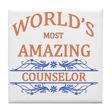 Counselor Tile Coaster
