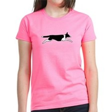 Leaping Black Bc Tee