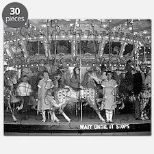 Cute Vintage carnival Puzzle