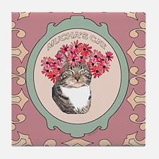 Funny Ann sanfedele Tile Coaster