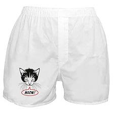 Meow! Boxer Shorts