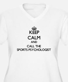 Keep calm and call the Sports Psychologist Plus Si
