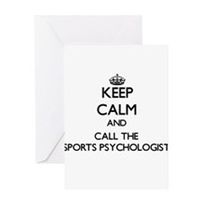 Keep calm and call the Sports Psychologist Greetin