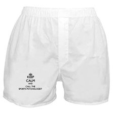 Unique Sport psychology Boxer Shorts