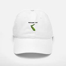 Custom Green Moray Eel Baseball Baseball Baseball Cap