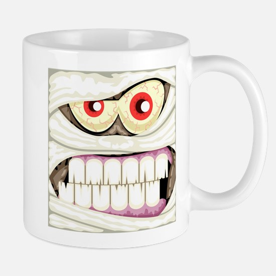 Mummy Face Mugs