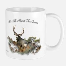 Mule DEER,, crown Series, 10,f copy Mugs