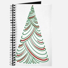 Cute Happy holidays Journal