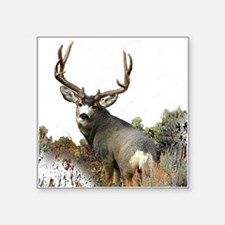 Mule DEER,, crown Series, 10,f copy Sticker