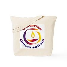 UU_Rainbow Chalice Tote Bag