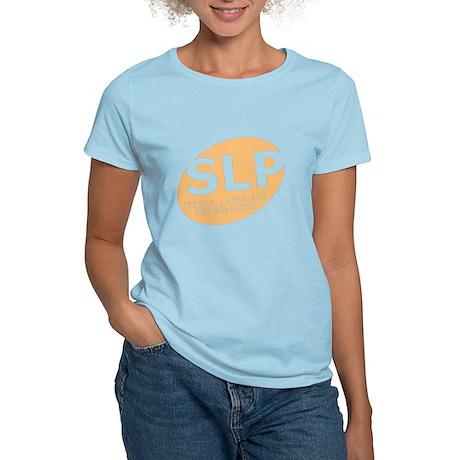 Speech Language Pathologist Women's Light T-Shirt