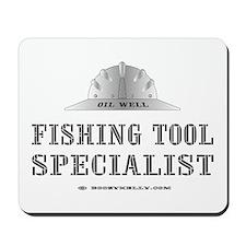 Fish Tool Spst. Mousepad