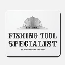 Fish Tool Spst. Mousepad