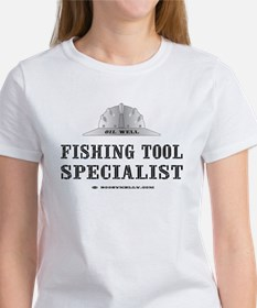 Fish Tool Spst. Women's T-Shirt