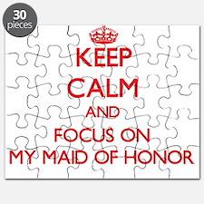 Unique Maid honor Puzzle