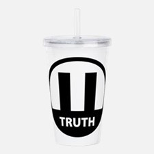 9/11 TRUTH Acrylic Double-wall Tumbler
