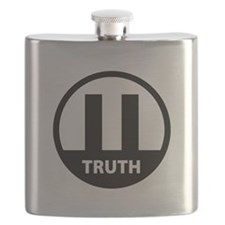 9/11 TRUTH Flask