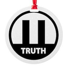 9/11 TRUTH Ornament