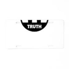 9/11 TRUTH Aluminum License Plate