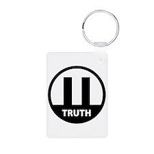 9/11 TRUTH Keychains