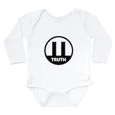 9/11 TRUTH Long Sleeve Infant Bodysuit