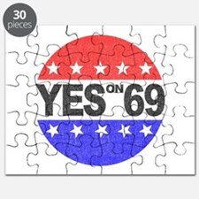 YES on 69 Puzzle